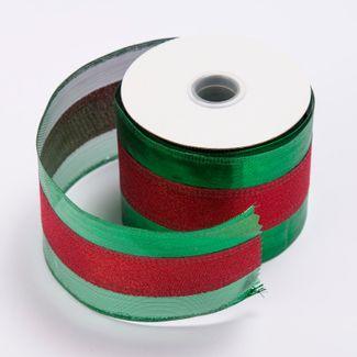 cinta-de-poliester-6-4-cms-x-9-mts-color-verde-brillante-con-linea-roja-7701018017709
