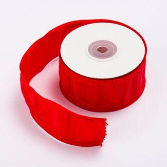 cinta-de-poliester-3-8-cms-x-9-mts-traslucida-roja-opaca-7701018017884