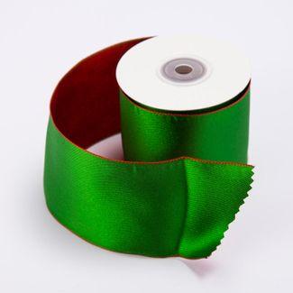 cinta-de-poliester-6-4-cms-x-9-mts-doble-faz-colores-verde-y-roja-7701018017945