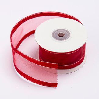 cinta-de-poliester-3-8-cms-x-9-mts-traslucida-roja-con-linea-plateada-7701018018003