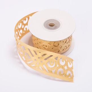 cinta-de-poliester-3-8-cms-x-9-mts-color-dorado-diseno-arabescos-7701018018027