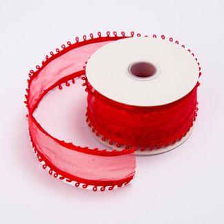 cinta-de-poliester-3-8-cms-x-9-mts-color-rojo-con-borde-en-cadeneta-7701018017976