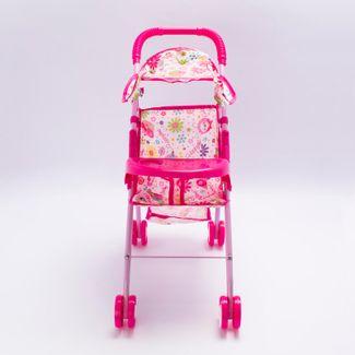 coche-para-muneca-diseno-de-flores-color-rosado-6902083800369