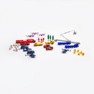 set-de-transporte-policia-bomberos-y-costruccion-x-60-piezas-7701016031554