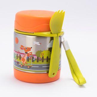 recipiente-tipo-termo-diseno-de-animales-en-patineta-color-naranja-8033576719894