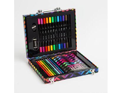 set-de-arte-para-colorear-24-piezas-con-estuche-art-101-673468310242