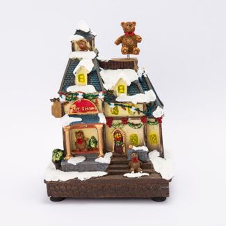 villa-nevada-techo-azul-tienda-de-juguetes-18-3-cms-con-movimiento-y-luz-84495112448