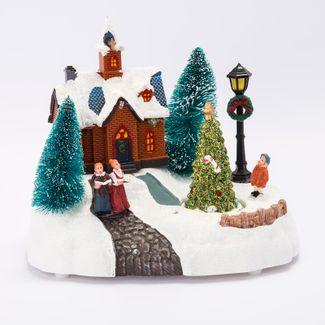 villa-nevada-iglesia-coro-y-arbol-con-estrellas-con-movimiento-y-luz-84495120795