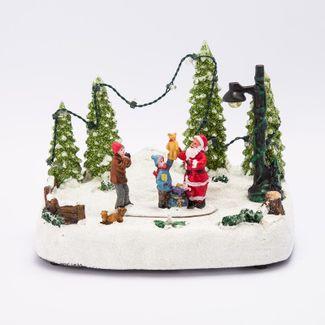 escenario-navideno-nevado-santa-y-ninos-con-luz-y-sonido-84495120924