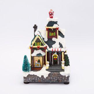 villa-nevada-con-santa-en-chimenea-19-5-cms-con-movimiento-y-luz-84495112455