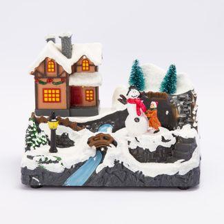 villa-nevada-con-hombre-de-nieve-y-nina-14-cms-con-movimiento-luz-y-sonido-84495120863