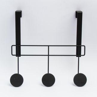 colgador-de-puerta-con-3-soportes-color-negro-29-5-x-30-cm-x-5-cm-7701016024273