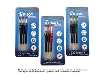 Boligrafo-roller-gel-pilot-wingel-por-3-unidades-7707324371474