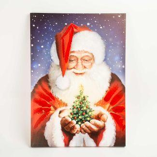 Cuadro-navideño-70-x-50-cm-santa-con-arbol-en-manos-7701018027951