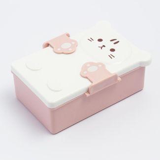 recipiente-para-comida-color-rosado-con-blanco-10-cm-x-6-1-x-17-cms-diseno-gato-7701018025780