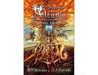las-profecias-de-alcania-las-armas-legendarias-9789585107700