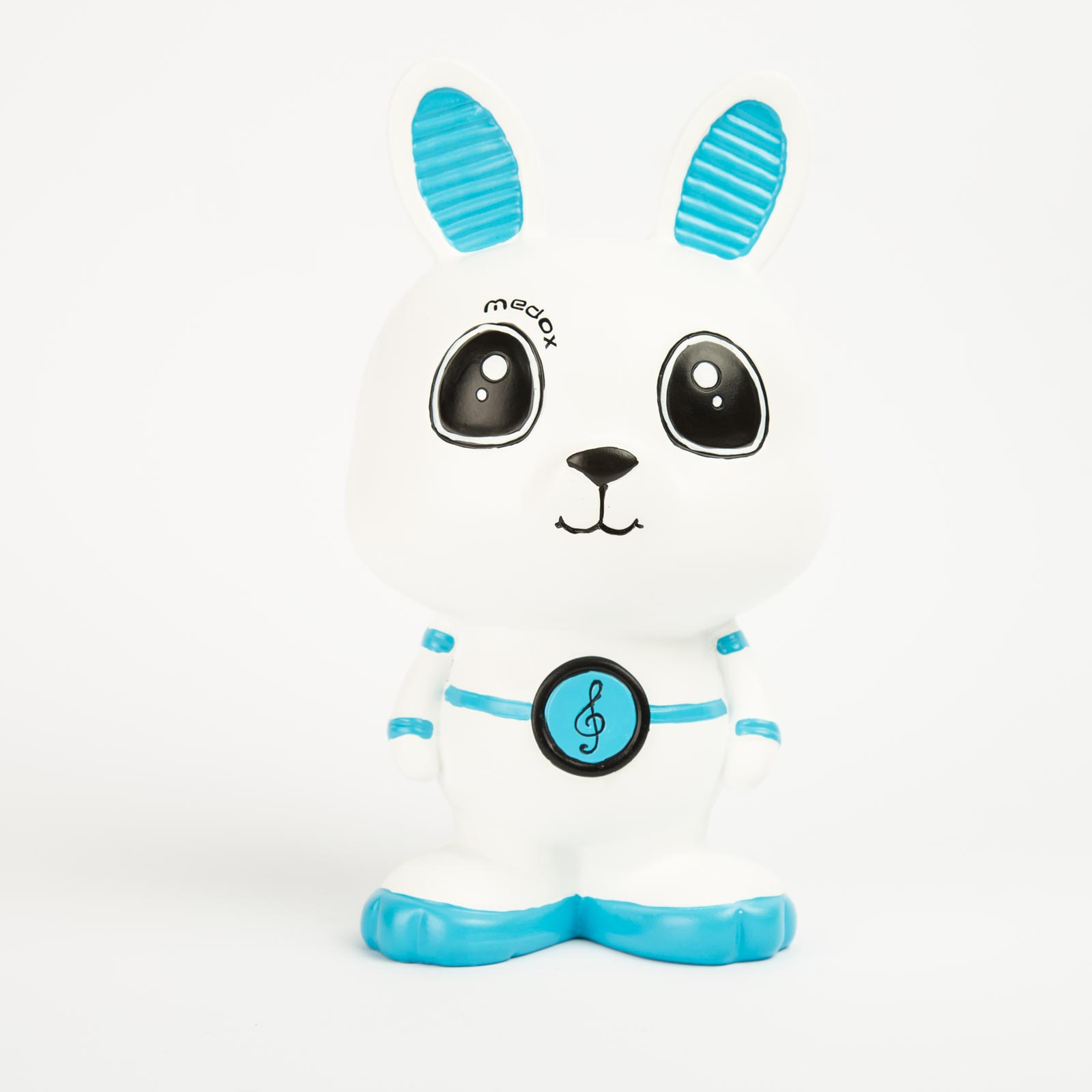 altavoz bluetooth de 3w rms, diseño conejo