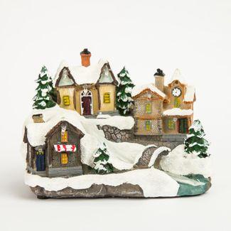 villa-nevada-3-casas-12-cm-con-cascada-y-luz-7701016022415