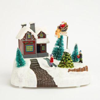 villa-nevada-diseno-casa-con-rio-arbol-de-navidad-y-trineo-de-papa-noel-7701016022798