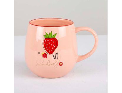 mug-18-oz-hi-my-strawberry-color-rosado-611032