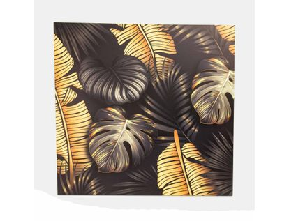 cuadro-canvas-59-7-x-60-cm-hojas-monstera-dorado-negro-7701018027883