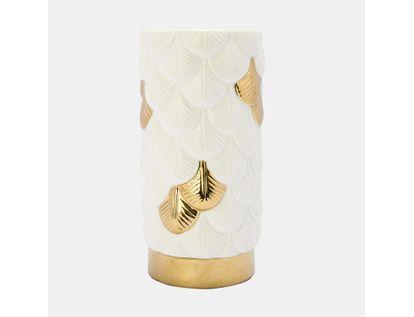 jarron-con-diseno-de-plumas-blancas-doradas-25-5-cm-6972493300209