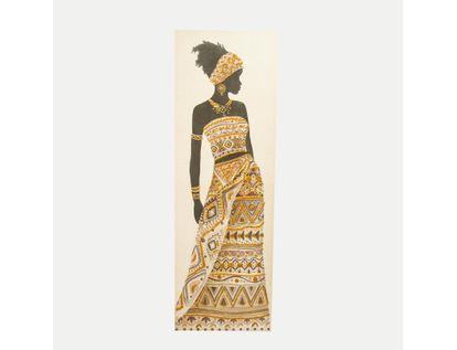 cuadro-canvas-africana-con-vestido-largo-beige-y-piedras-7701016780865