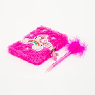 diario-con-llave-y-peluche-diseno-unicornio-7701016019071