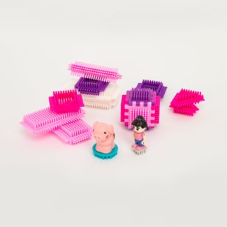 set-de-bloques-erizo-88-piezas-con-figuras-7701016043915