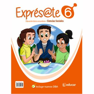 expresate-ciencias-sociales-grado-6-9789580519751