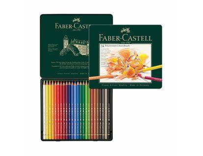 lapiz-artista-x-24-unidades-polychromos-faber-castell-4005401100249