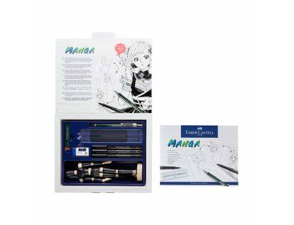 set-de-arte-para-dibujo-manga-faber-castell-4005401671527