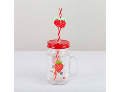 vaso-pitillo-en-vidrio-450-ml-hi-my-strawberry-611277