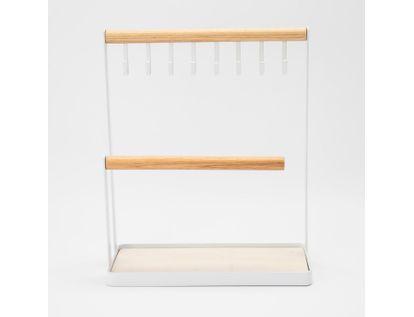 joyero-con-8-ganchos-color-blanco-7701016023009