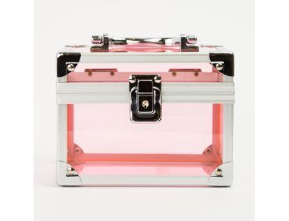 neceser-rectangular-rosado-traslucido-acrilico-con-llave-7701016143172