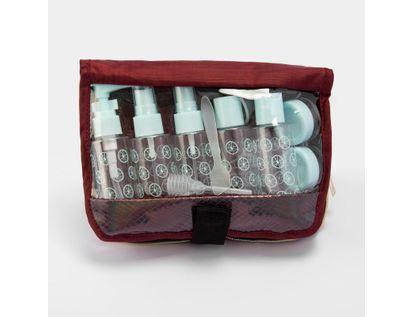 set-de-recipientes-para-viaje-de-10-piezas-en-estuche-color-vinotinto-7701016998857