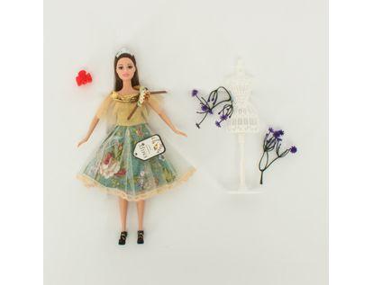 muneca-emily-30-cm-vestido-flores-y-maniqui-7701016041096