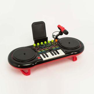teclado-infantil-electrico-color-negro-7701016043694