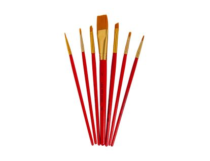 set-de-pinceles-mixtos-red-point-x-7-uds--7707005809593