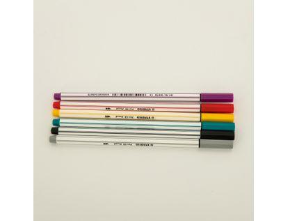 plumones-stabilo-pen-68-brush-x-6-unidades-4006381546119