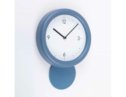 reloj-de-pared-de-18-8-cms-con-pendulo-solo-4-numeros-color-azul-614126