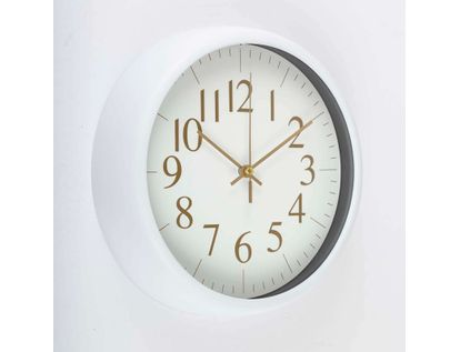 reloj-de-pared-de-22-5-cms-color-blanco-con-numeros-dorados-614131