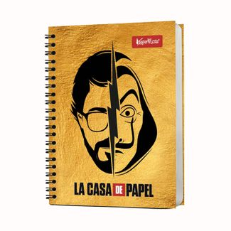 cuaderno-7-materias-argollado-de-tapa-dura-224-hojas-diseno-la-casa-de-papel-amarillo-7702124454556