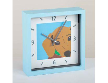 reloj-de-pared-de-23-cms-cuadrado-color-azul-diseno-perro-614140