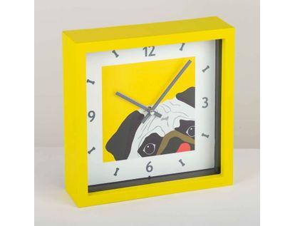 reloj-de-pared-de-23-cms-cuadrado-color-amarillo-diseno-perro-614142