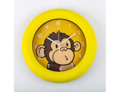 reloj-de-pared-de-25-2-cms-circular-color-amarillo-diseno-mono-614144