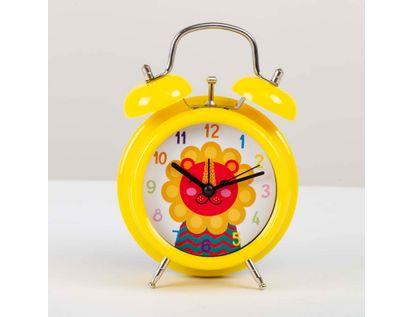 reloj-de-mesa-de-9-8-cms-con-alarma-color-amarillo-diseno-gato-614161