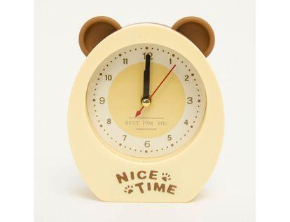 reloj-despertador-con-orejas-de-oso-color-beige-614277