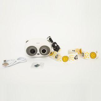 mini-camara-digital-16-gb-infantil-oso-panda-gris-blanco-614088