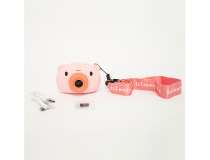 camara-16-gb-intantil-cerdito-rosado-614090